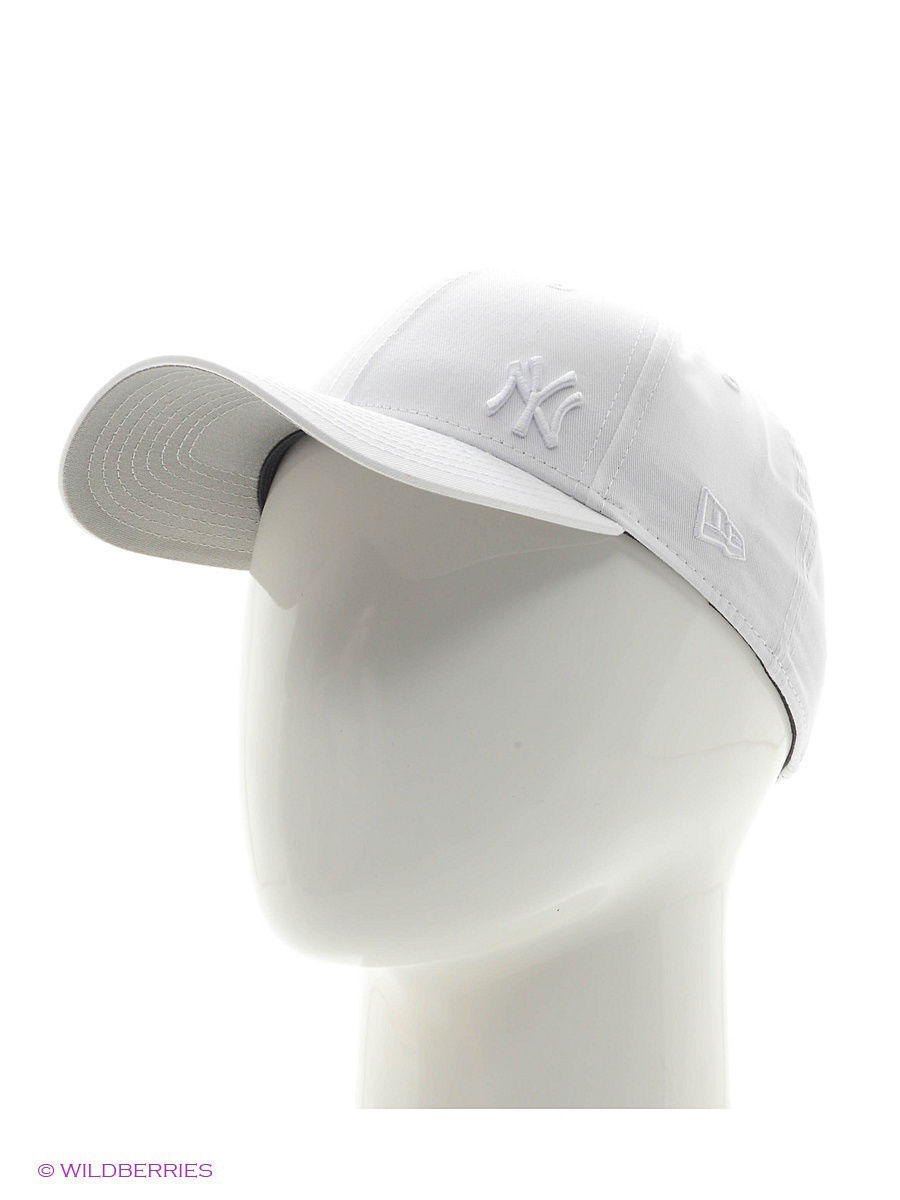 Кепка New Era 11227301WHT