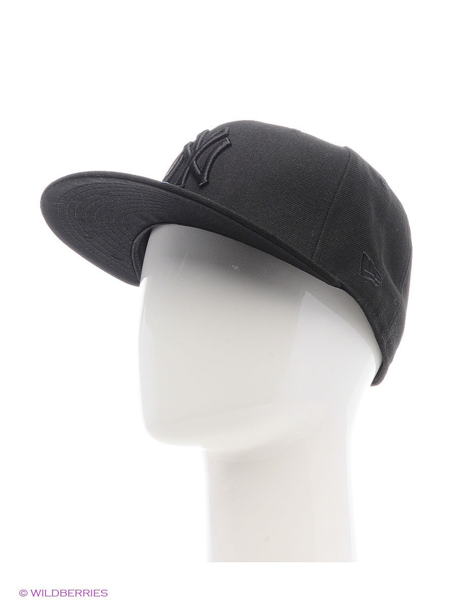 Кепка New Era 11277711BLK