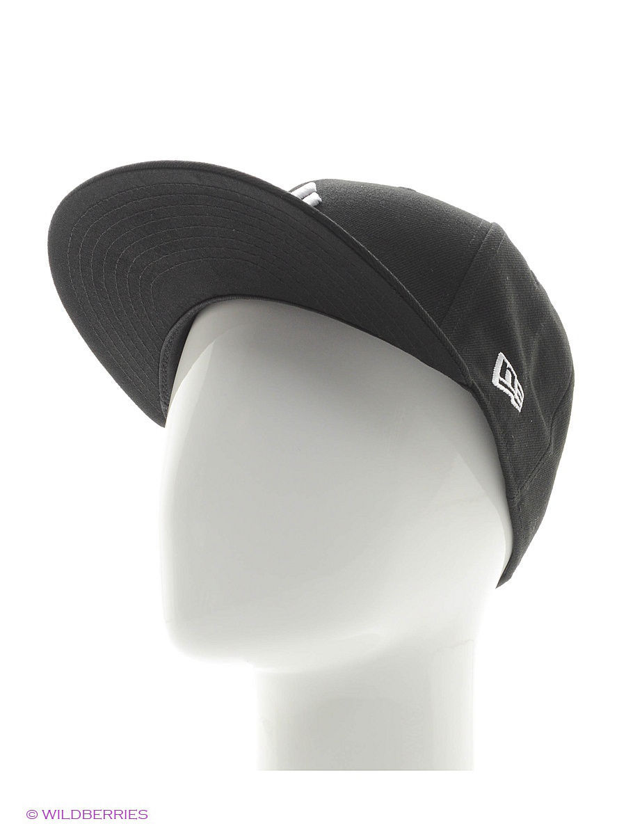 Кепка New Era 11277712BLKWHT