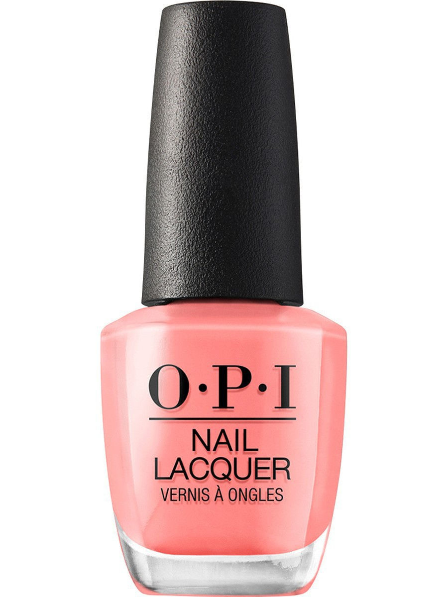 OPI Opi Лак для ногтей Got Myself into a Jambalaya, 15 мл