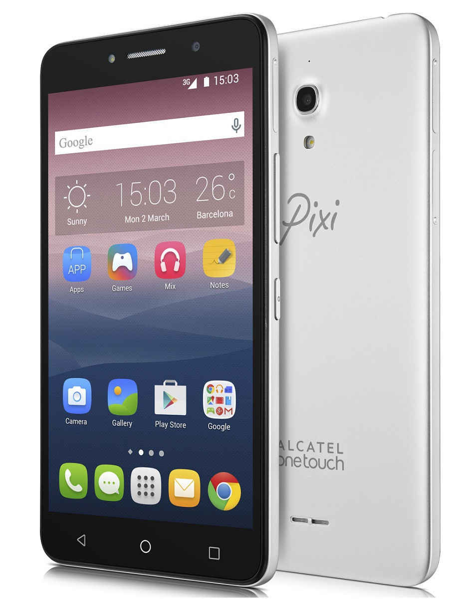 Смартфоны Alcatel Смартфон PIXI 4 8050D смартфон alcatel one touch pixi 4 6 8050d black