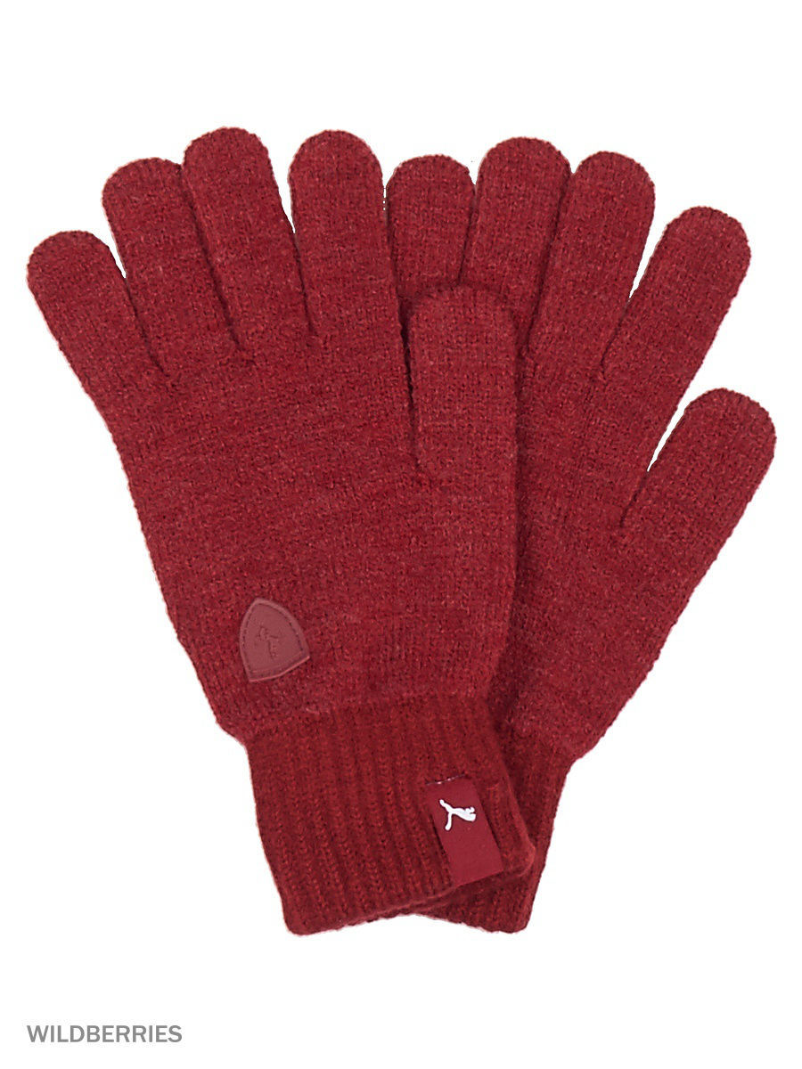 Перчатки Ferrari LS Knit Gloves Puma 04127602
