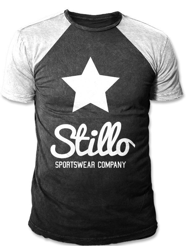 Футболка STILLO Футболка Work hard mens белая лонгслив stillo yakuza stillo