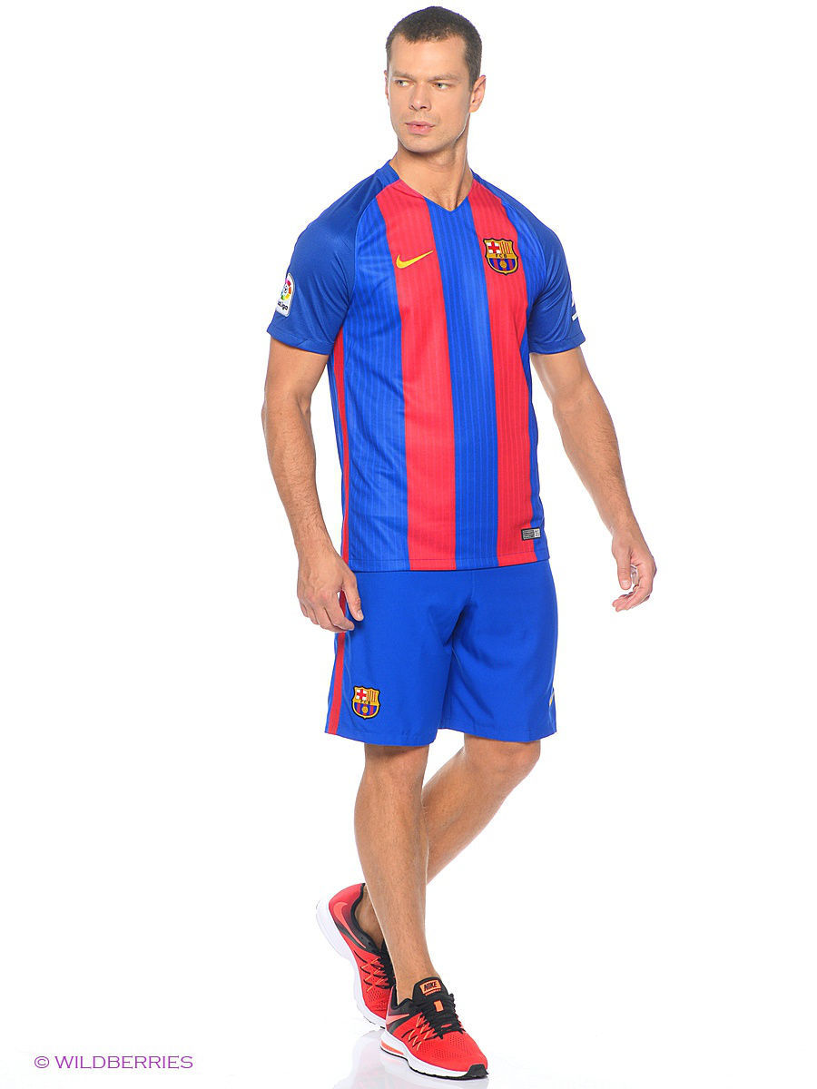 Шорты FCB M HA3G STADIUM SHORT Nike 776833-480