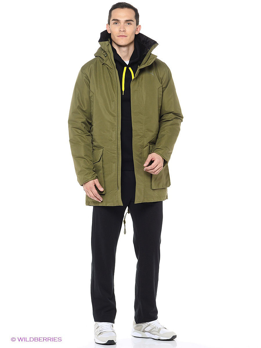 ������ STYLE Protective Down Parka Puma 83866137