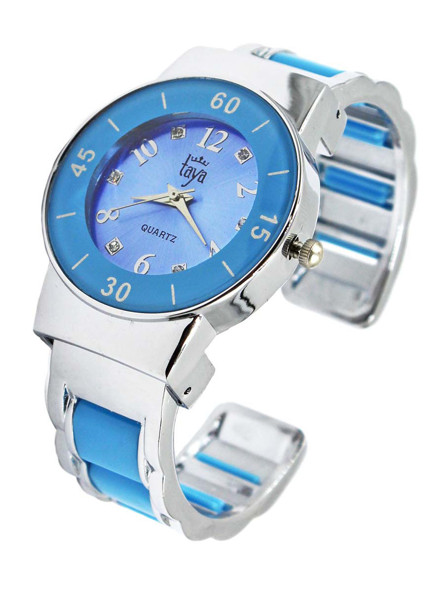 Часы Taya T-W-0470-WATCH-SL.BLUE