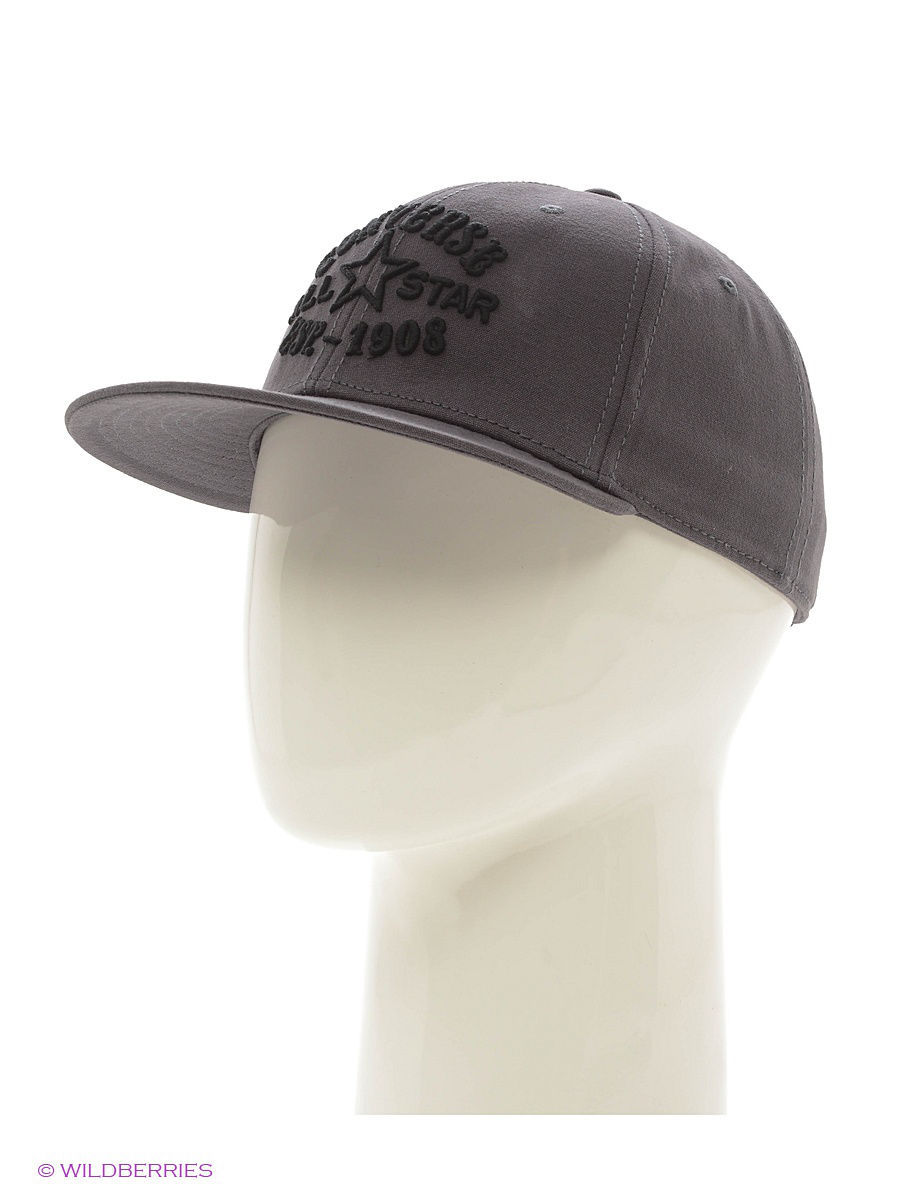 Кепка Snapback Arched Cap Converse 436906