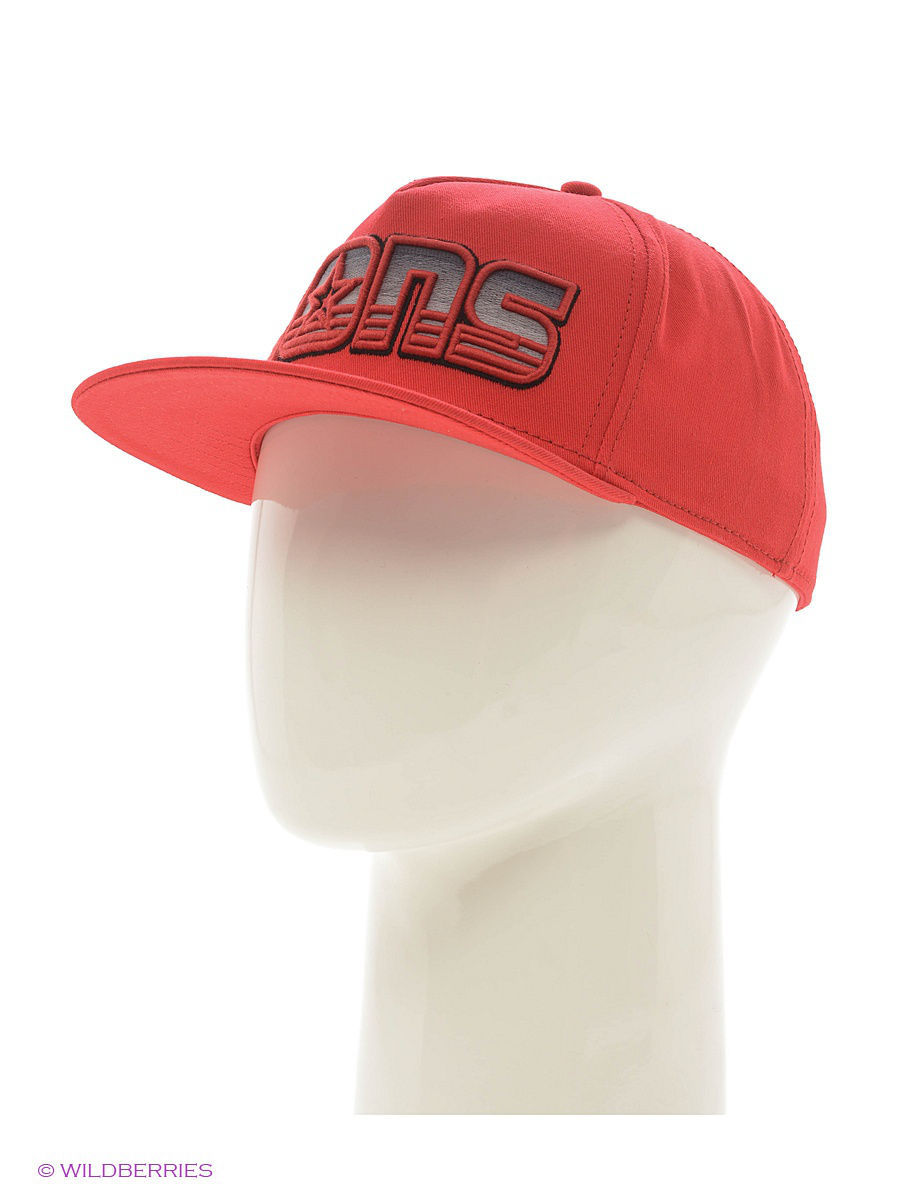 ����� CONS Dart Front Striped Logo Snapback Converse 437330