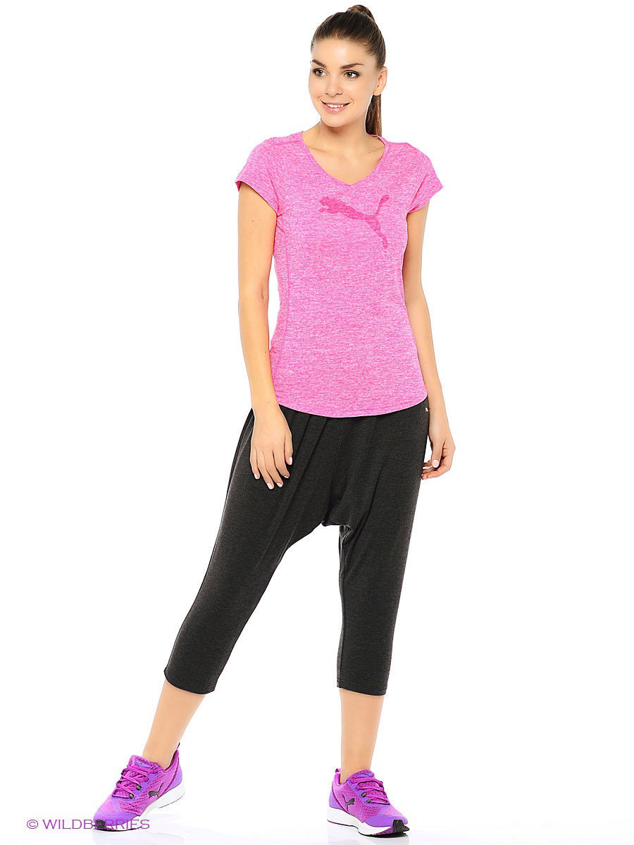 Капри Dancer Drapey 3 4 pant Puma 51457302