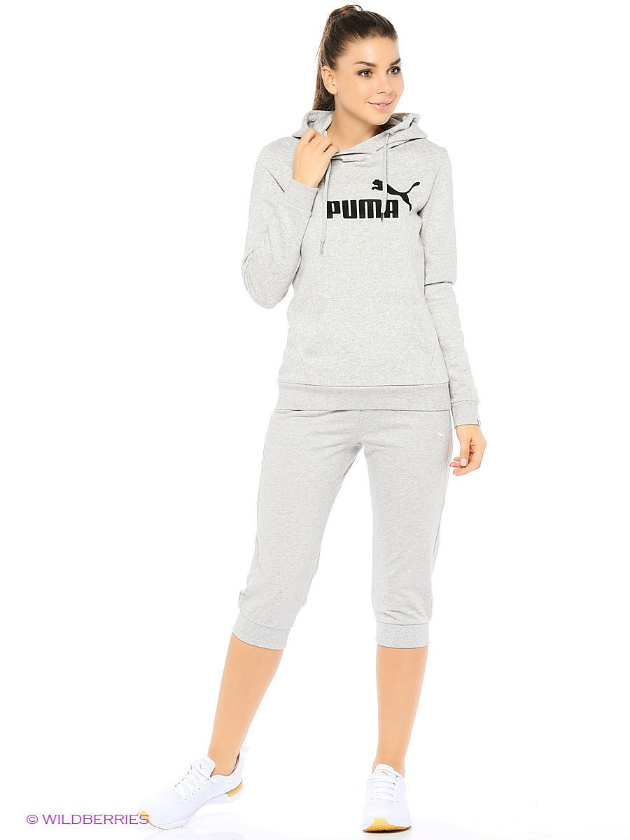 Капри ESS Capri Sweat Pants W Puma 83842404