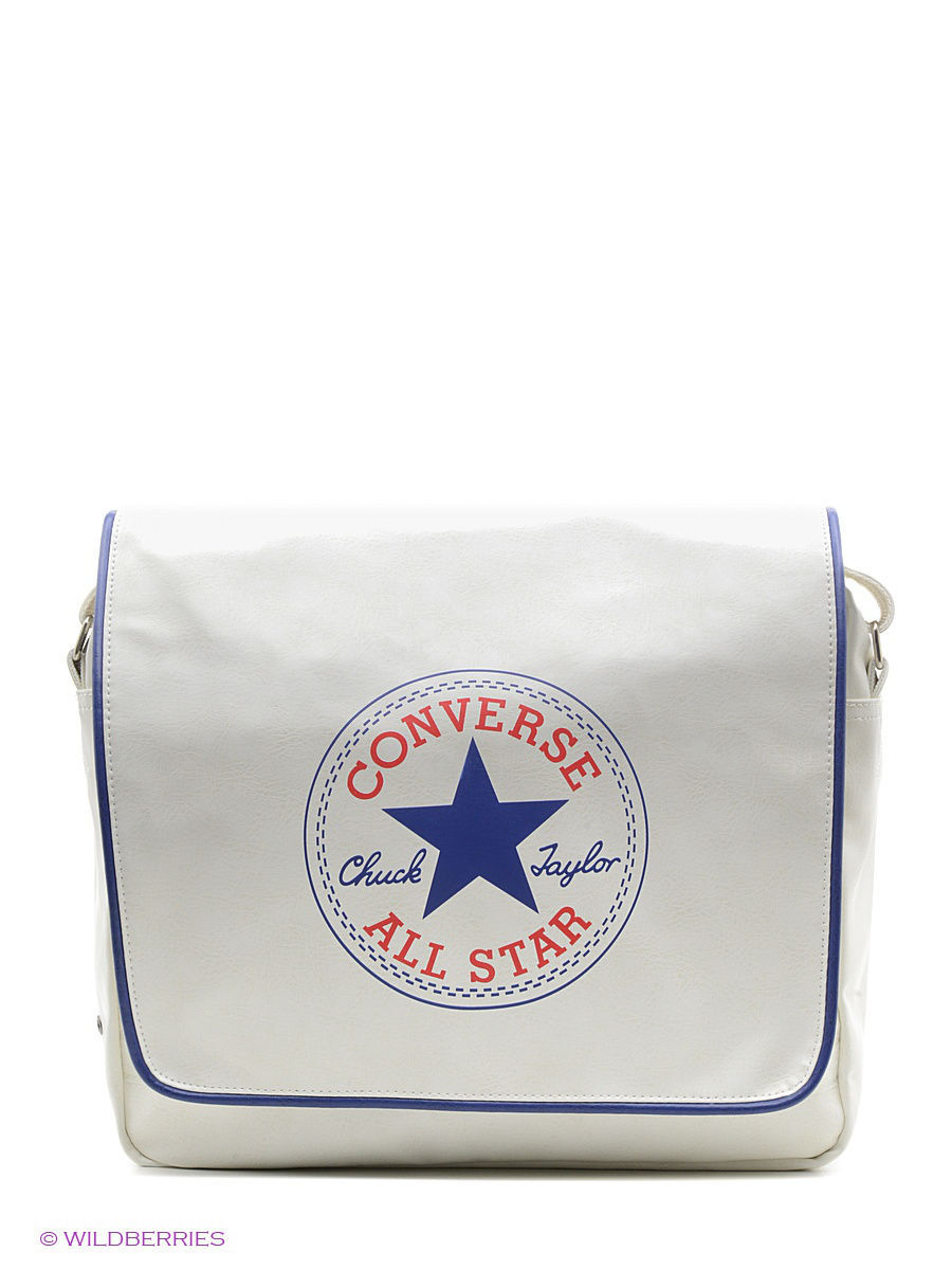 Сумки Converse Сумка Flap Messenger Retro
