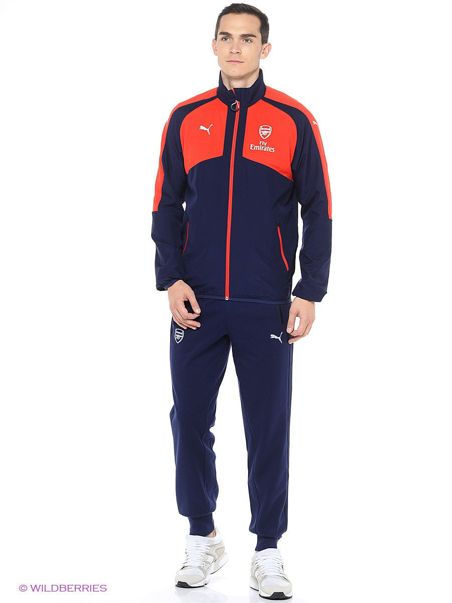 ����� AFC Casuals Performance Sweat Pants Puma 749778161