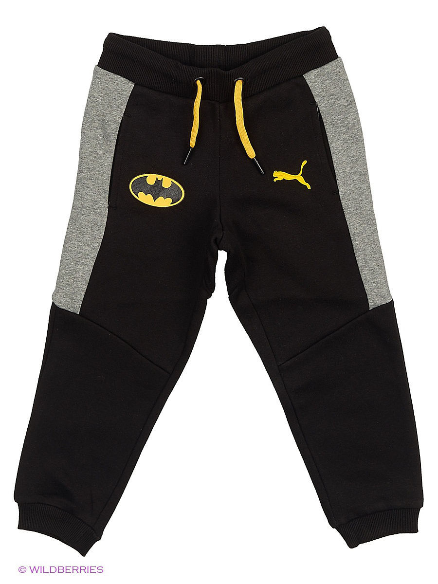 Брюки Batman Pants Puma 839674017