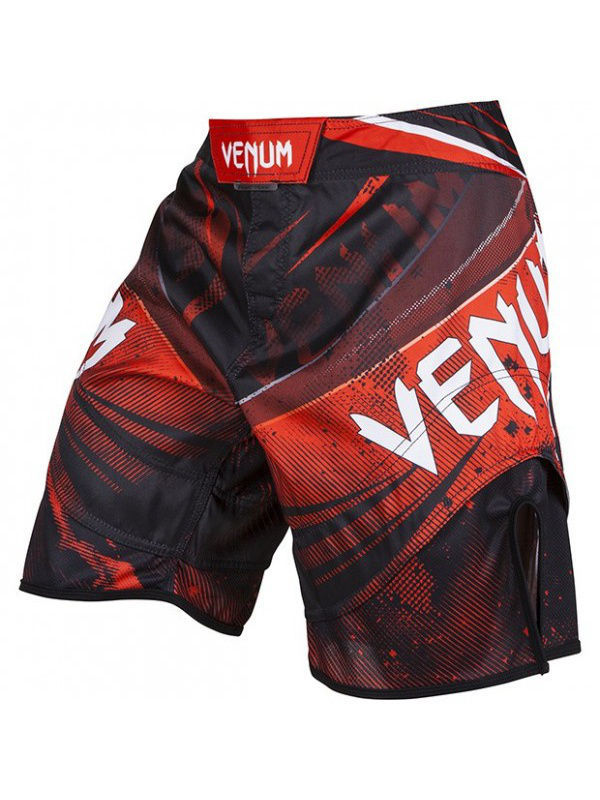 Шорты Venum Шорты ММА Galactic Fightshorts Black/Red цены онлайн