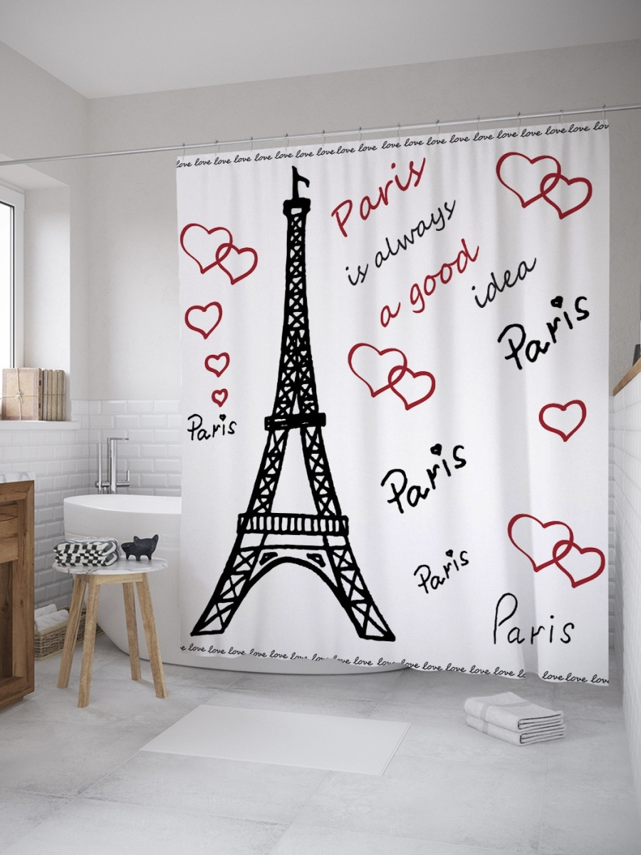 ��������� ��� ������ Paris is always a good idea, 180*200 �� Magic Lady ��_11330