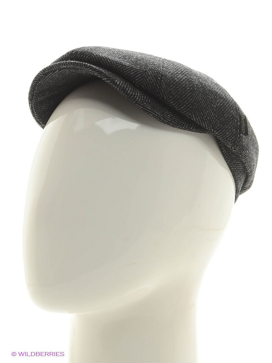 Кепка PILOT HEADWEAR COLLECTION PHC-08-84/черный