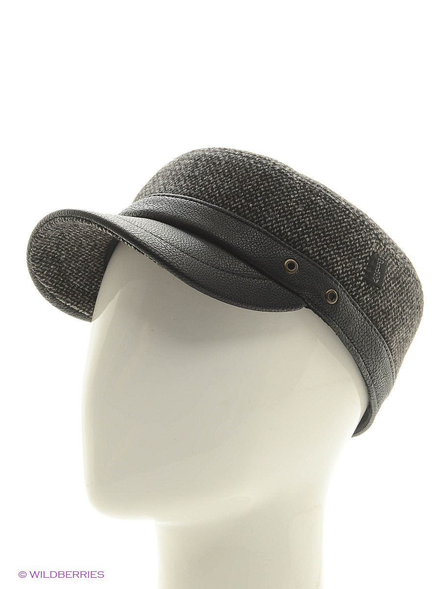 Кепка PILOT HEADWEAR COLLECTION PHC-19-78/черный