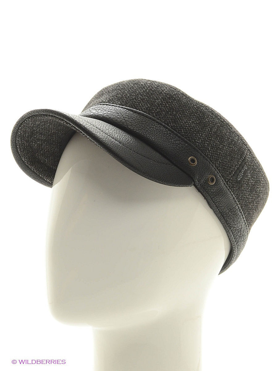 Кепка PILOT HEADWEAR COLLECTION PHC-19-81/черный