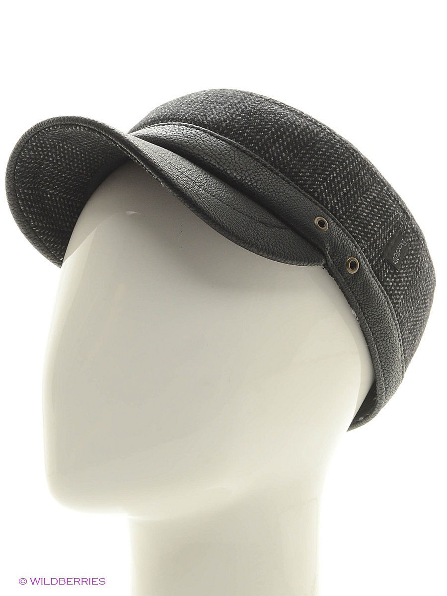 Кепка PILOT HEADWEAR COLLECTION PHC-19-83/черный