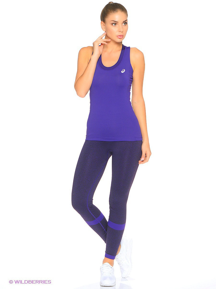 Леггинсы SEAMLESS TIGHT 25IN ASICS 134494/0245