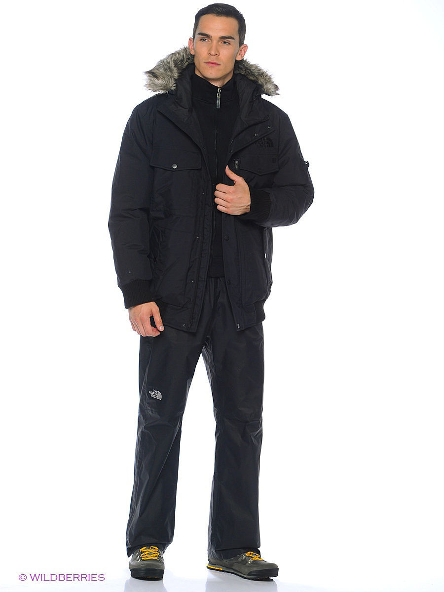 Пуховик The North Face T0A8Q4JK3