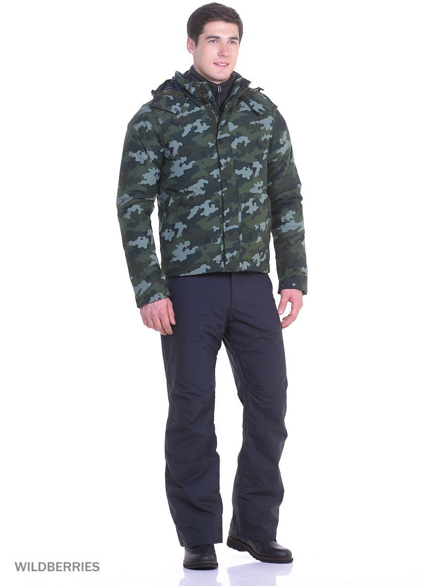 Пуховик The North Face T92TUBLPW