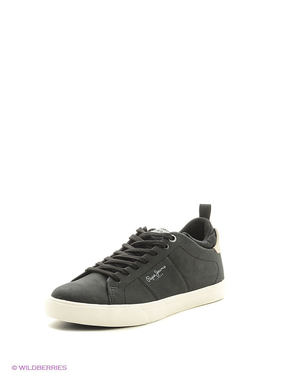 Мужские кеды Pepe Jeans London PMS30292/999black