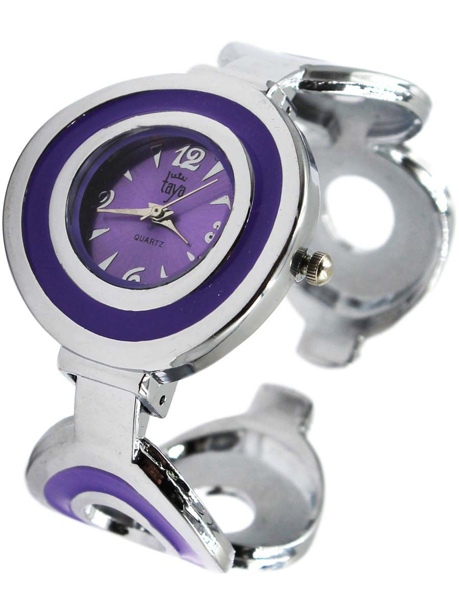 Часы Taya T-W-0471-WATCH-SL.PURPLE