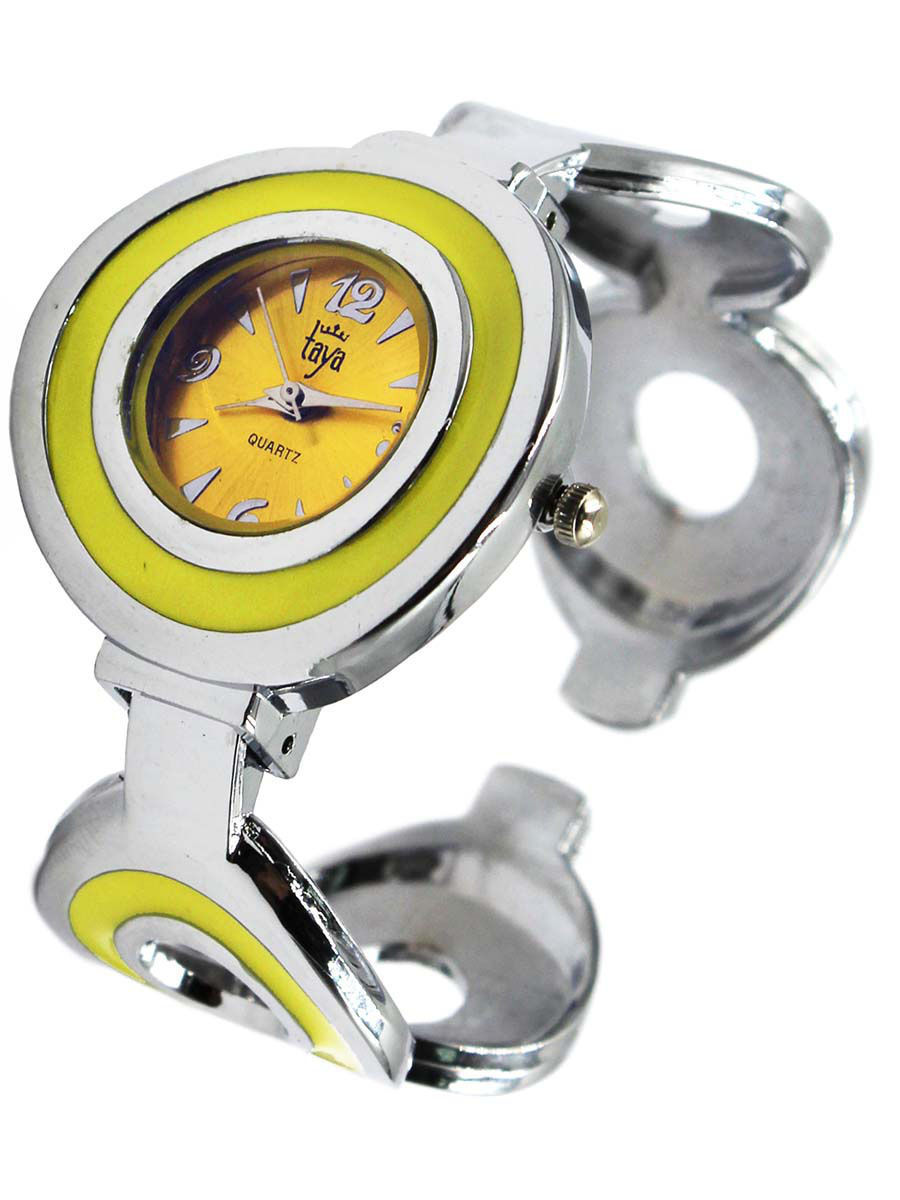 Часы Taya T-W-0472-WATCH-SL.YELLOW