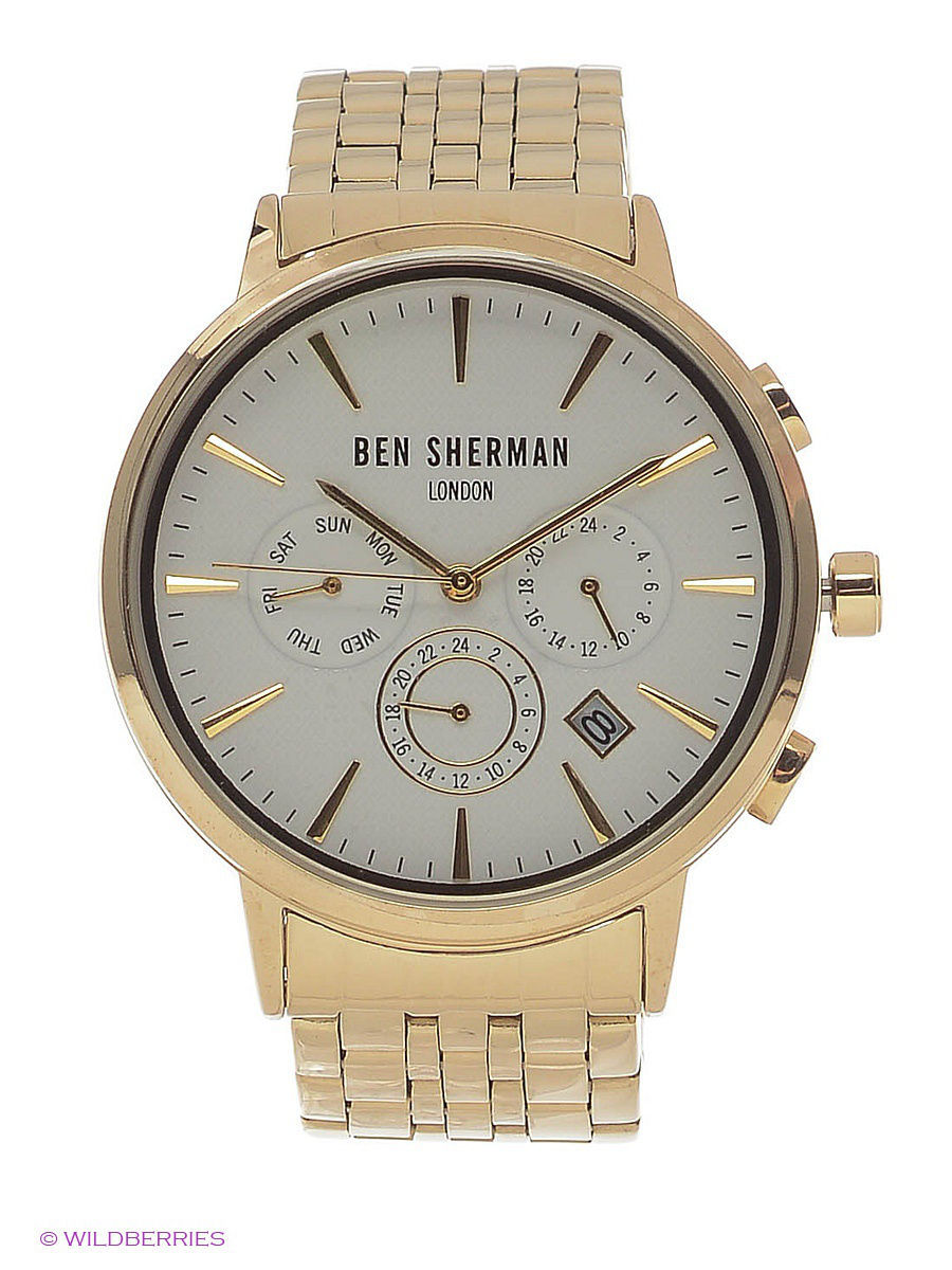 Часы Ben Sherman WB028GMA