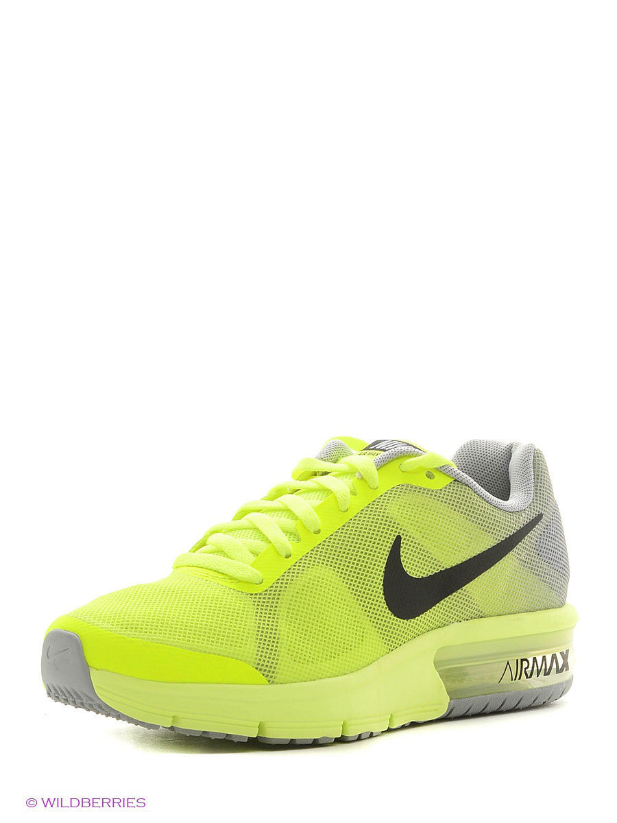 Кроссовки NIKE AIR MAX SEQUENT (GS) 724983-702
