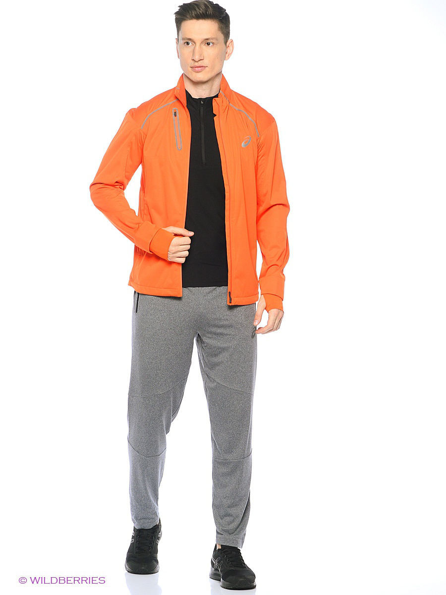 Ветровки ASICS Ветровка ACCELERATE JACKET куртки asics куртка accelerate jacket