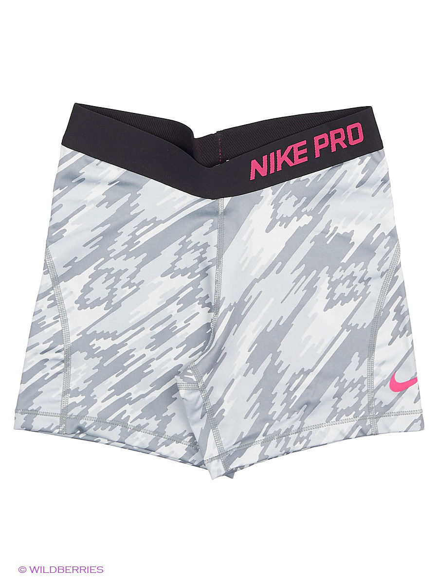 Шорты GIRLS NIKE PRO COOL SHORT 805842-043
