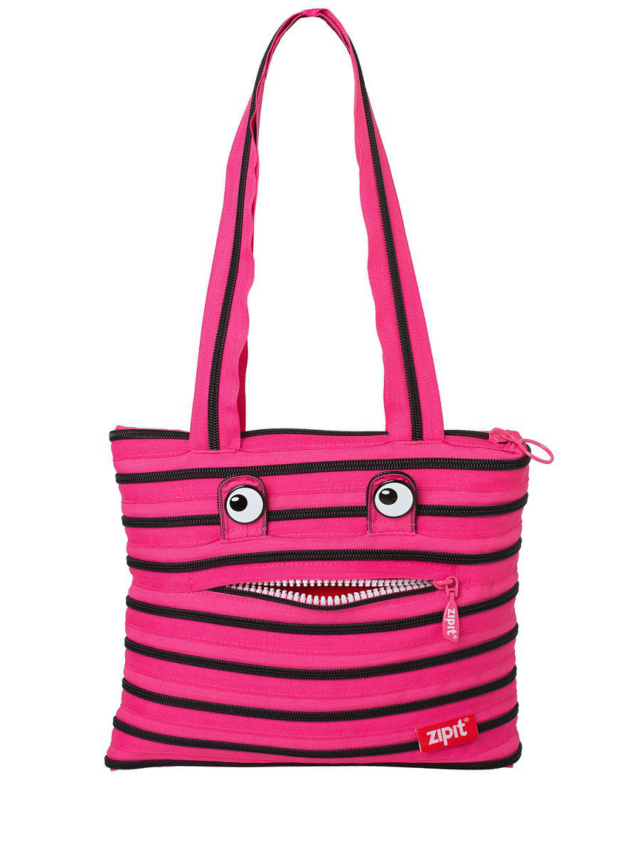 ����� Monster Tote/Beach Bag, ���� �������/������ ZIPIT ZBZM-2