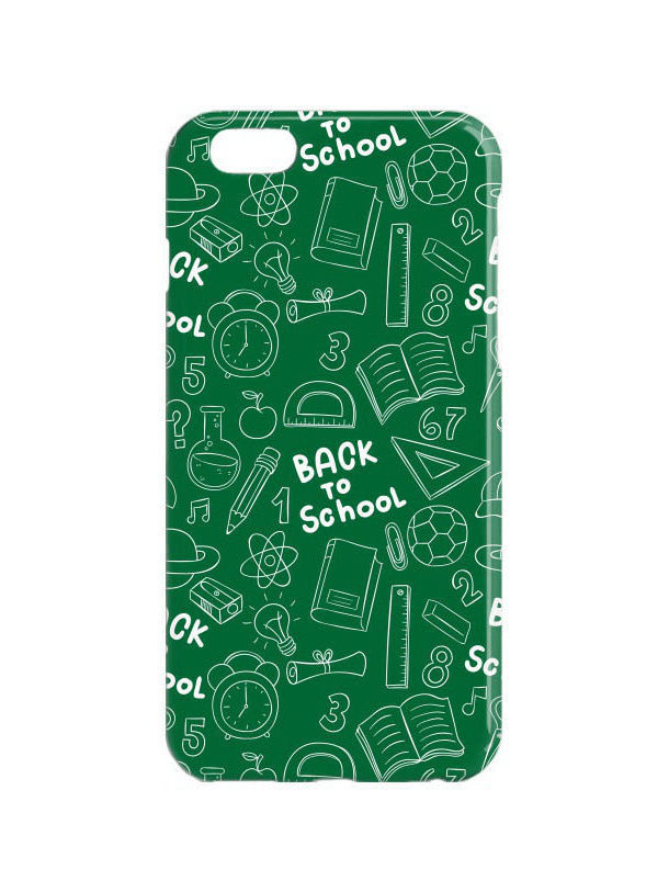 "Чехлы для телефонов Chocopony Чехол для iPhone 6Plus ""Back to school"" Арт. 6Plus-016"