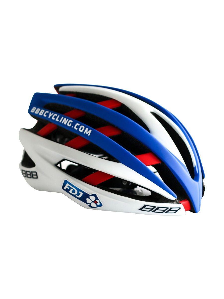 Шлем BBB BHE-05/white/blue/red
