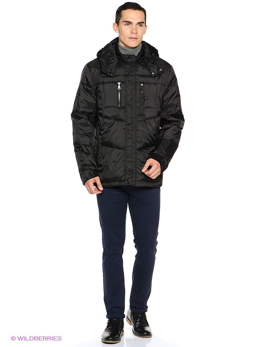 Куртка Colin's CL1003743/q1.v1/AW14/BLK