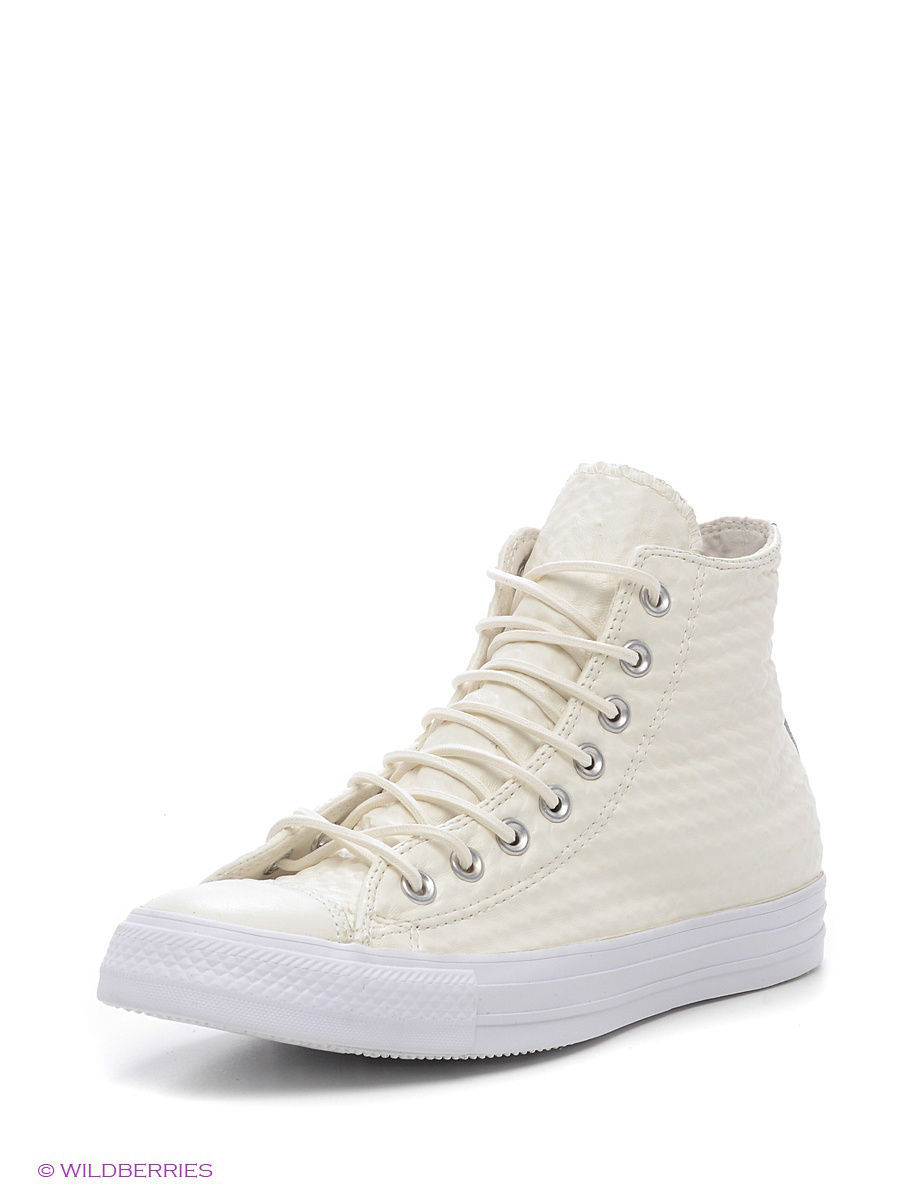 Кеды Chuck Taylor All Star Craft Leather