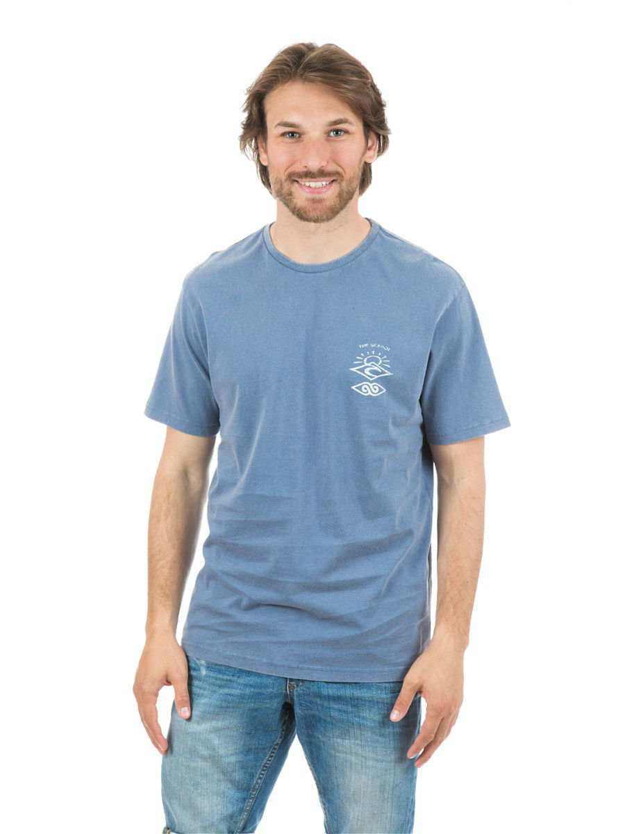 Футболка BACK TO THE SEARCH SS TEE Rip Curl CTELE4/1115