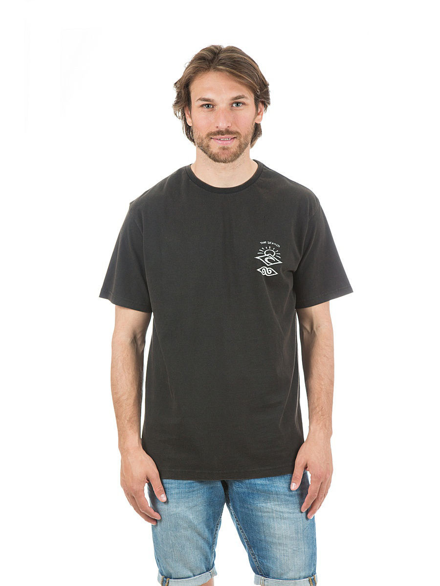 Футболка BACK TO THE SEARCH SS TEE Rip Curl CTELE4/90