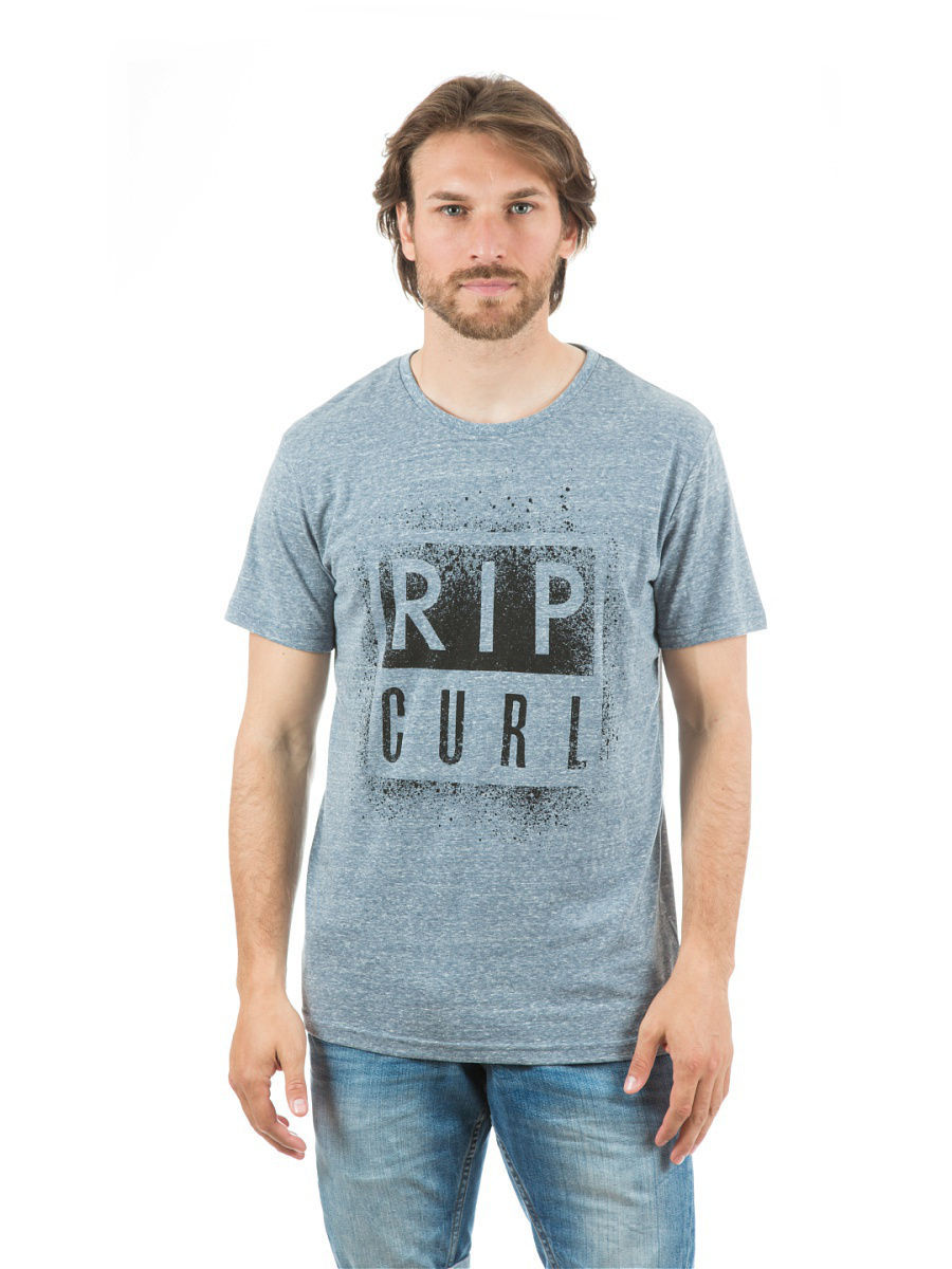Футболка OBVIOUS TEE Rip Curl CTEOX4/9273