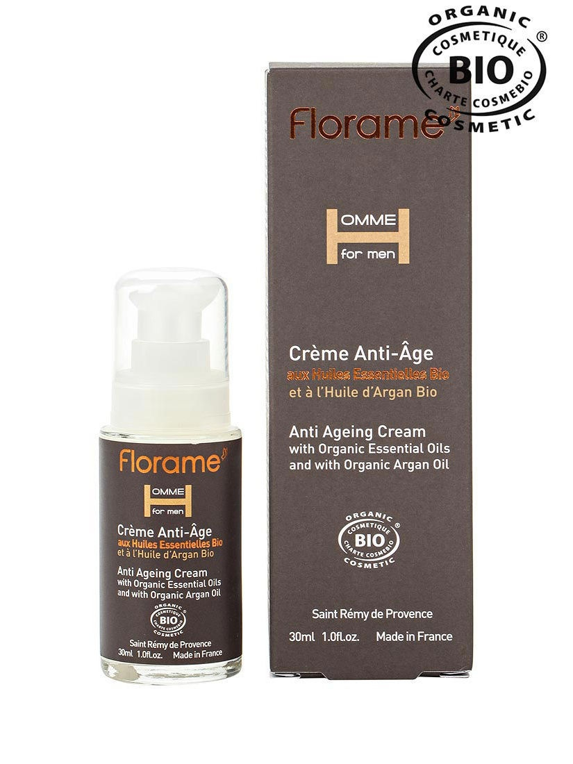 Кремы FLORAME Florame Homme De Florame. Крем Anti-Age Для Лица, 30 Мл корпус aerocool cyclops advance