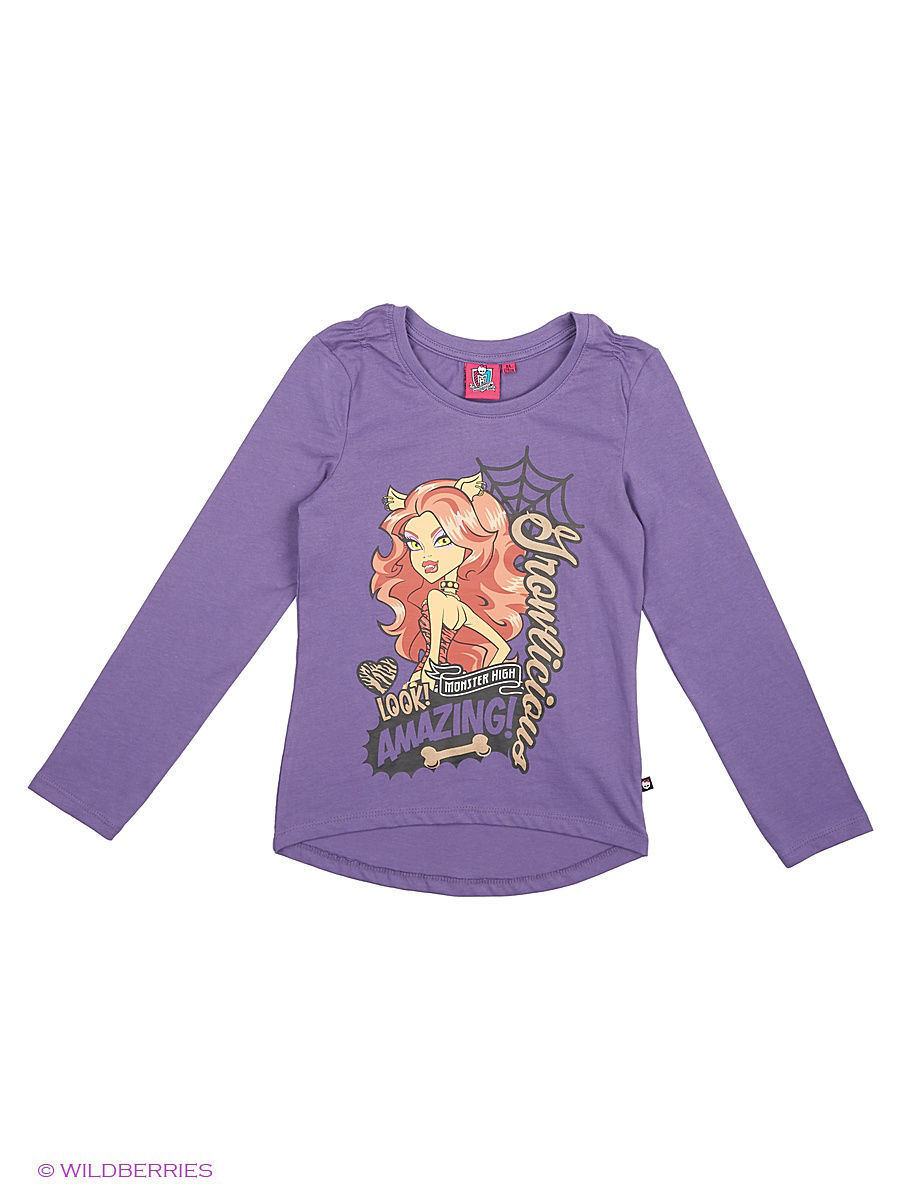 Лонгсливы Monster High MOH-1014/IMPERIALPALACE