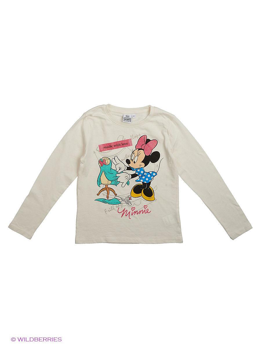 Водолазка Minnie Mouse MIN-1246/whisperwhite