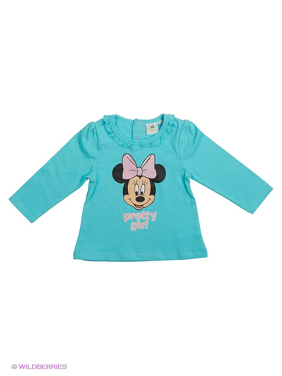 Водолазка Minnie Mouse MIN-1255/blue