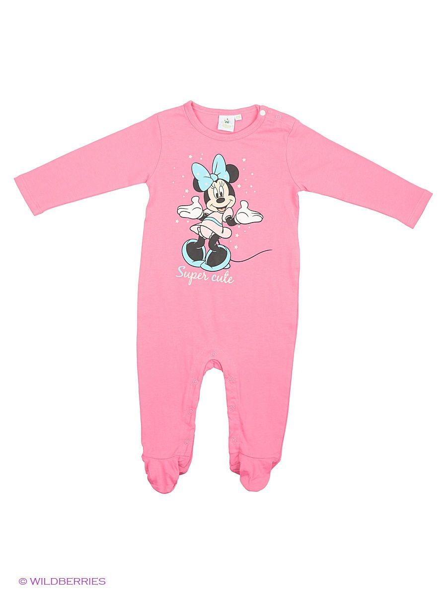 Комбинезон Minnie Mouse MIN-1261/pink