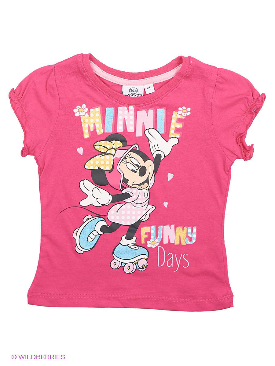 Minnie Mouse Футболка