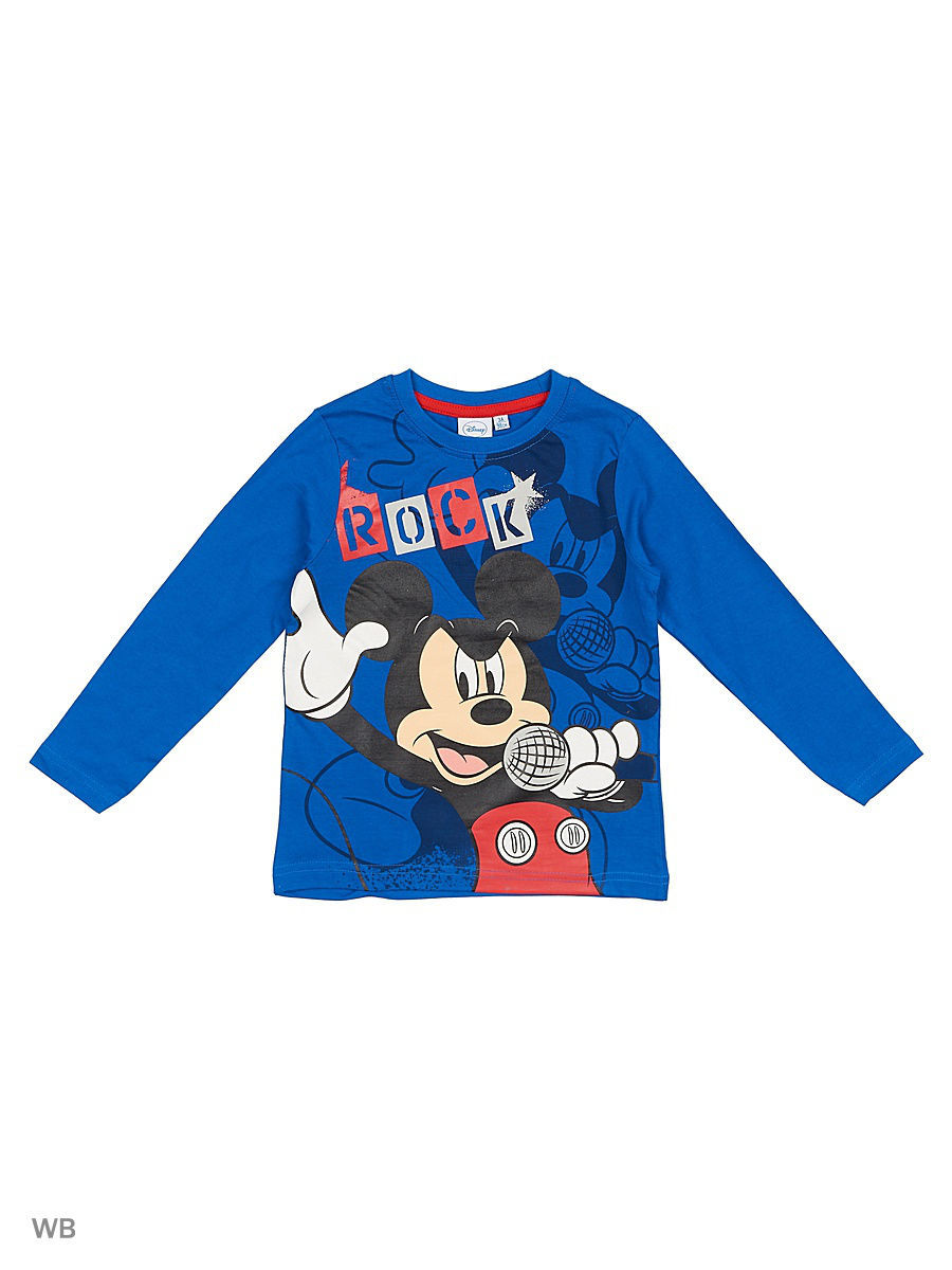 Водолазка Mickey Mouse DIS-8976/Princesblue/