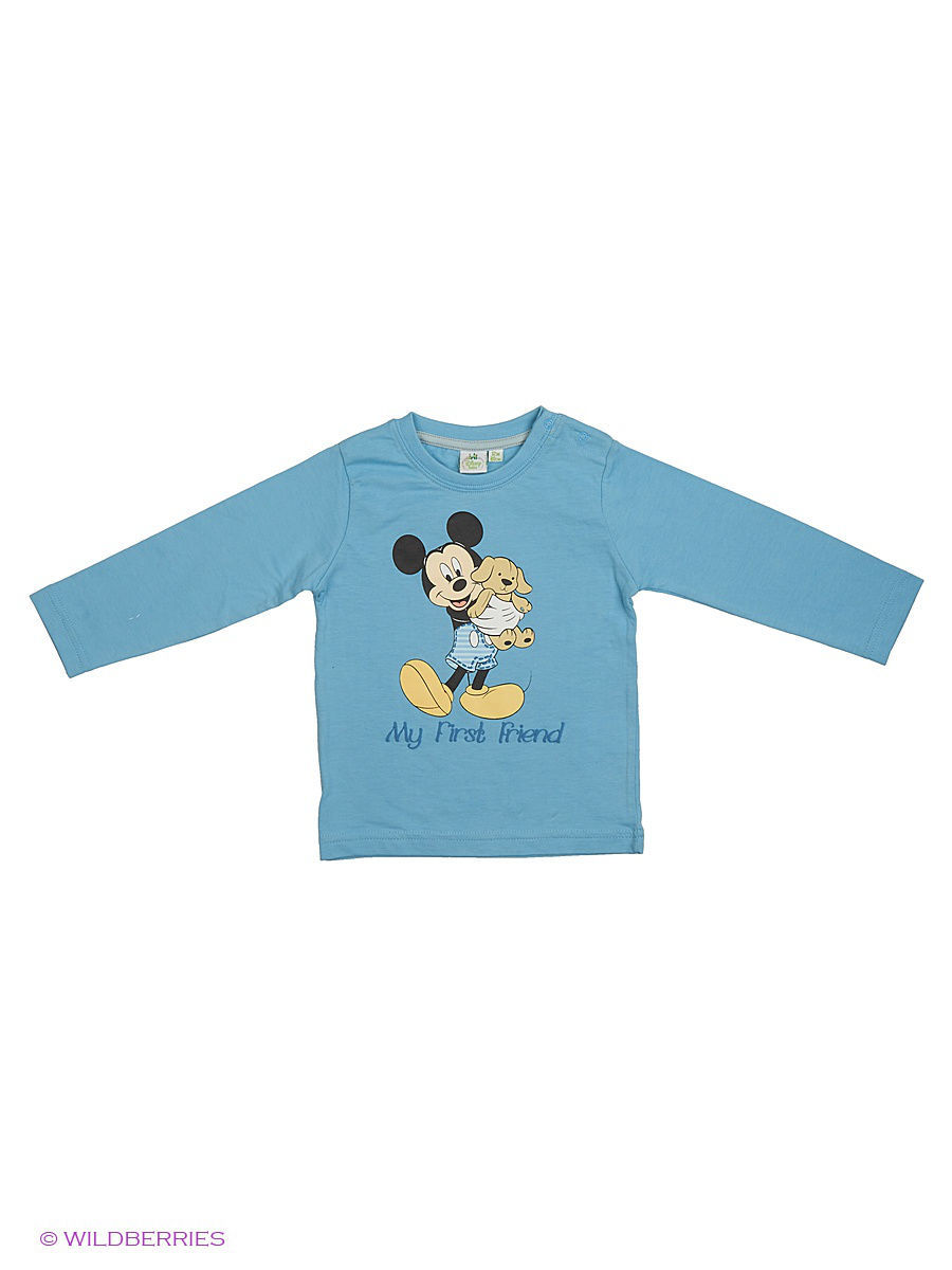 Водолазка Mickey Mouse DIS-9205/blue