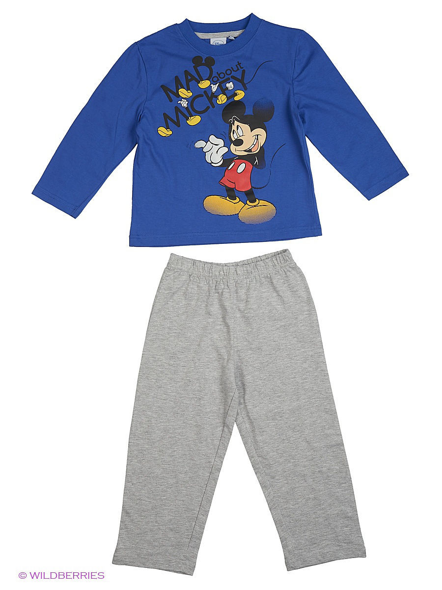 Пижамы Mickey Mouse Пижама promotion 6pcs mickey mouse 100